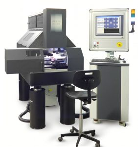 View of Optec WS-300 workstation